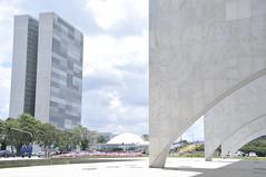 Congresso Nacional (Senado Federal) Tags: bie congressonacional paláciodoplanalto praçadostrêspoderes colunas prédio edifício brasília df brasil bra