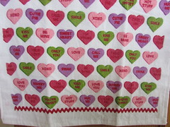 Valentine's towel (creed_400) Tags: belmont west michigan winter february valentines day towel