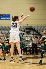 Ramapo's Women's Basketball Defeats NJCU In Final Game of the Season (ramapocollege) Tags: students athletics winter 2019 bradley event