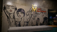 2019-02-12_20-55-02_ILCE-6500_DSC05070 (Miguel Discart (Photos Vrac)) Tags: 2019 27mm artderue chiangmai chiangrai e18135mmf3556oss focallength27mm focallengthin35mmformat27mm graffiti graffito grafiti grafitis highiso holiday ilce6500 iso6400 sony sonyilce6500 sonyilce6500e18135mmf3556oss streetart thailand thailande travel vacances voyage