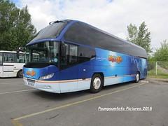 NEOPLAN CITYLINER - AUTOCARS GROUSSIN (Fabrice CHUIAFON) Tags: autobus autobuses autocares autocars autocardetourisme autobusdefrance buss buses bus bussen neoplan neoplancityliner cityliner groussin