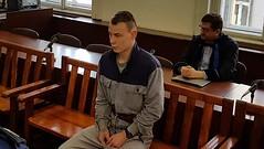 Jiří Meindl 2 (Kluci v nesnázích) Tags: accused court criminal jail prison inmate