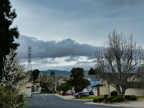 2019-02-25 - Nature Photography - Dark Rain Clouds Moving In