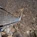 Tibetian bridge in ticino