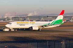 Somon Air (ab-planepictures) Tags: somon air boeing 737 fra eddf frankfurt flugzeug flughafen airport aircraft plane planespotting aviation