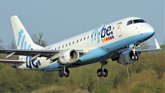 G-FBJA (AnDyMHoLdEn) Tags: flybe embraer egcc airport manchester manchesterairport 23l
