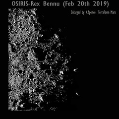 Bennu 20th Feb 2019 (Northern Pole Area) (TerraForm Mars) Tags: bennu osirisrex nasa jpl space ancientcivilization