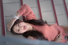 TOM05387 (HwaCheng Wang 王華政) Tags: 張嘉庭 小嘉 邱比特 秋比特 人像 外拍 md model portraiture sony a7r3 ilce7rm3 a7r mark3 a9 ilce9 2470 35 85 gm 教室 老師 學生