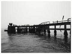 """Everything is very black and white for me. I don't really like playing mind games""....... Zayn Malik.... . . . . The broken bridge..... Sea... Lonely traveller.... Black & White.... . . . #magnumphotos #magnumphotography #pretoebranco_lovers #fotografiap (Golam.sarowar.89) Tags: blackandwhite igersbnw blackandwhitephotography fotospretoebranco magnumphotos bandw fotopretoebranco bwbeauty blackandwhitephoto fotografosbrasileiros fotos peb fotografando bwstyles pretoebrancolovers instapretoebranco bw instasemcor fotoblackandwhite fotografiapb magnumphotography pretoebrancofotografia brancoepreto fotografia amopretoebranco bwoftheday brasilpb pretoebranco fotografiapretoebranco euamopretoebranco"