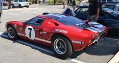 FORD GT40 MkI Replica (SASSAchris) Tags: ford gt40 mki mk1 replica 2 tours dhorloge castellet circuit ricard voiture américaine