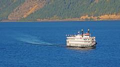 American Pride (Eclectic Jack) Tags: pride american river columbia oregon washington cruise lines boat wheel wheeler stern ship