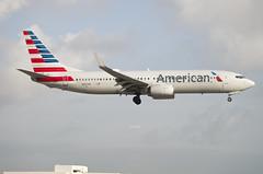 American Airlines Boeing 737-823(WL) (N927AN) © (CAUT) Tags: aviation aviacion aircraftspotting planespotting spotting spotter avion aircraft airplane plane flugzeug aeropuerto airport caut 2019 nikon d610 usa kolumbien