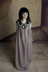 goddess (dolls of milena) Tags: bjd resin doll phoenix liu goddess portrait
