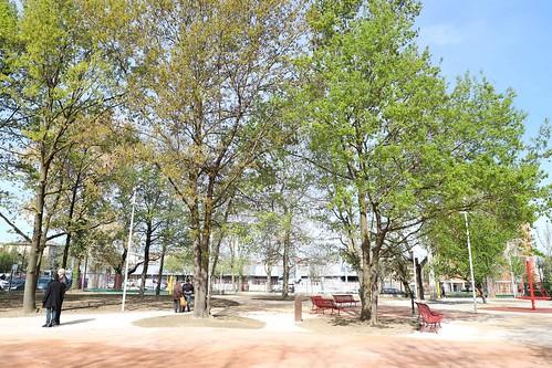 Qualità urbana - Riaperto il Parco delle Paulonie dopo la riqualificazione