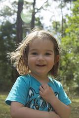 (louisa_catlover) Tags: portrait child family toddler daughter tabitha tabby garden nature outdoor smiling karwarra