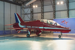 BAE Systems Hawk T.1A (fordgt4040) Tags: baesystemshawkt1a baesystems hawkersiddeley eastfortune aviationmuseum scotland nationalmuseumsscotland