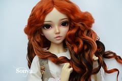 DSC_2125 (sonya_wig) Tags: fairytreewigs wig bjdwig minifeewig bjd bjdminifee minifeechloe handmade doll bjddoll dollphoto fairyland fairylandminifee minifee chloe bjdphotography coloringhair