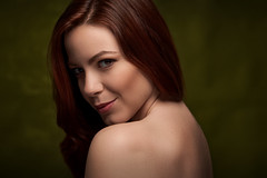 Federica (luca.onnis) Tags: rosso lucaonnis photography portrait portraiture redhair beautifulgirl beauty