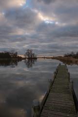 Go where it is beautiful :) (www.mroosfotografie.nl) Tags: go where it is beautiful fujifilm xh1 16 14 christmas reflection mroosfotografie rottemeren lansingerland landscape clouds river