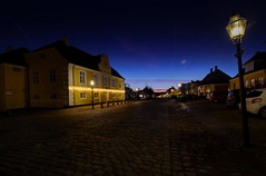 Torvet by Night (Brian_Petersen) Tags: uwa wideangle night old city hdr 10mm