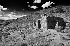 Nye County, Nevada USA (joeqc) Tags: jefferson black bw blancoynegro blackandwhite white greytones monochrome mono oncewashome sky nevada nv nye county sony a6500 alpha efs1022f3545usm efs1022 metabones