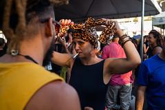 """EleNao"" Rio de Janeiro, Brasil (MUDILANE) Tags: riodejaneiro rio carnaval2019 people fun colors local brasil leica mlazarevphoto photography city rj carioca street"