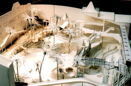 Cariba Creek - 2001 Concept Model