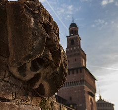 Castello sforzersco MOSTRO (lardaro.paolo) Tags: mood life love style fashion photography photooftheday milan styleblogger building happy winter goodmorning google sky goodvibesonly likeforlikes arcodellapace weekend canon instagram instagood instapic cathedral landscape architettura architecture castle castellosforzesco nature water