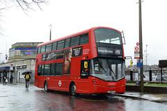 London United RATP Group VH45309 (LF68PYU) on Route H91 (hassaanhc) Tags: londonunited ratpgroup ratp ratplondon wrightbus volvo b5lh