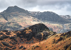 side pike and the langdales. (dannykenealy) Tags: landscape mountains lakedistrict adventure