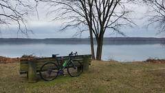 2019 Bike 180: Day 19 - Potomac River (mcfeelion) Tags: cycling bike bicycle bike180 2019bike180 potomacriver mountvernontrail mountvernonva