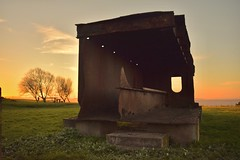 As the sun goes down. #sun #sunset #Gijón #winter (carla19394) Tags: asturias gijón cielo sky atardecer puestadesol sol sunset sun