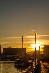 Bristol afternoon light (strangesimon) Tags: walk sunset explore bristol england glow golden