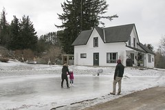 Ice  yard (a56jewell) Tags: a56jewell home skate family winter febfamilyday