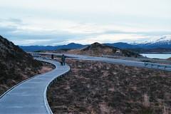Atlantic Road (_jona) Tags: canon ae1 kodakultramax400 norway atlanticroad film roadtrip