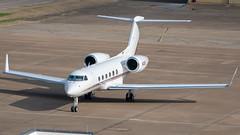 N415QS Gulfstream G450 NetJets (SamCom) Tags: kdal dal dallaslovefield lovefield n415qs gulfstream g450 netjets glf4