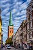 Lübeck  Kirchenturm (tim.lee.rookie (Architecture and city photography ) Tags: oldnew old citty center architekture architekturkunst altstad timleerookie nikon