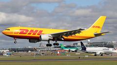 D-AEAS (Ken Meegan) Tags: daeas airbusa300b4622rf 737 dhl europeanairtransport dublin 2032019 cargo airbusa300 airbus a300b4622rf a300600 a300 msn737