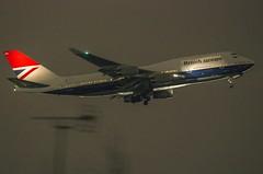 G-CIVB / Boeing 747-436 / 25811/1018 / British Airways (A.J. Carroll (Thanks for 1 million views!)) Tags: gcivb boeing 747436 747400 747 744 258111018 rb211524h2 britishairways oneworld negus akqs 400551 london heathrow lhr egll 27r