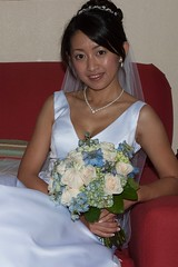 Beautiful Bride Mei (Chris-Creations) Tags: mei portrait people pretty chinese asian woman lady petite girl feminine femme fille attractive sweet cute beauty lovely amateur wife gorgeous beautiful glamour mujer niña guapa chica esposa женщина 女孩 女人 性感 妻子 wedding dress bride bridal flowers smile smiling