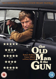 The Old Man The Gun image