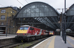 91114 (Lucas31 Transport Photography) Tags: trains railway class91 ecml kgx lner 91114