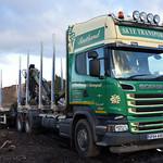 Scania R520 V8