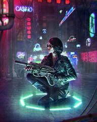 The Stateless (Robert Cornelius Photography) Tags: cyberpunk future scifi science fiction colorful syfy sci photoshop photoshopped photography photoshopper photoshopping digital spiffygear