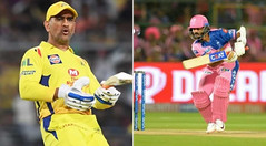 Gopal's Cameo Helps Rajasthan Post 151/7 vs CSK: IPL 2019 (rubysharma823) Tags: gopal's cameo helps rajasthan post 1517 vs csk ipl 2019