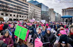 HDS-31.jpg (hillels) Tags: woman march protest feminist womenswave feminism washington freedomplaza dc antitrump gay lesbian rally rallies freedom grassroots activists reproductiverights civilrights disabilityrights immigrantrights environmentaljustice abbystein lgbtqia diverse democracy american healthcare education equalpay movement resistance womens social justice equal rights pussy hat hillelsteinberg pussyhat