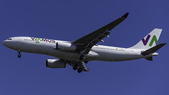 EC-MNY_JFK_Landing -31R (MAB757200) Tags: wamosair a330243 ecmny aircraft airplane airlines airbus airport jetliner jfk kjfk landing runway31r