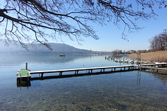 Lake Annecy @ Petit Port @ Annecy-le-Vieux (*_*) Tags: sunny february afternoon winter hiver 2019 europe france hautesavoie 74 annecy annecylevieux savoie lacdannecy lakeannecy petitport lac lake
