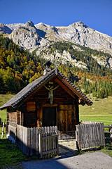 Kleine Bergkapelle (Helmut Reichelt) Tags: bergkapelle gamsjoch almdorf groserahornboden eng tirol österreich austria leica leicam typ240 captureone11 dxophotolab leicasummilux35mmf14asphii