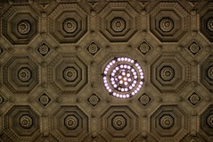Ceiling Postal Museum (Ray Cunningham) Tags: national postal museum washington dc post office usps